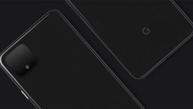 Photo of Google acaba de compartir una imagen del Pixel 4 no anunciado
