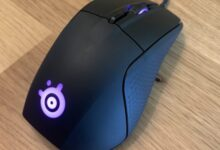Photo of De un vistazo: Revisión de SteelSeries Rival 710