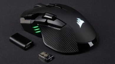 Photo of De un vistazo: Revisión inalámbrica Corsair Ironclaw RGB