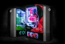 Photo of Origin construye una PC personalizada para juegos con PS4 Pro, Xbox One X y Nintendo Switch integrados