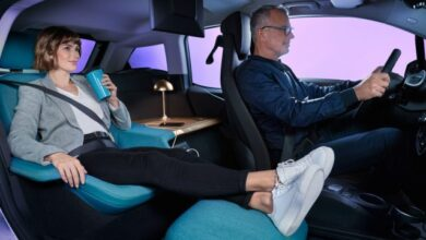 Photo of CES 2020 Limo for One: BMW convierte el i3 en una suite urbana