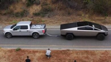 Photo of Ford quiere revancha en Tesla Cybertruck vs.F-150 Tug of War