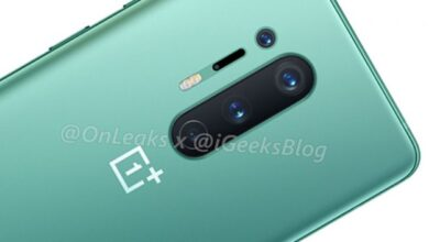 Photo of Fuga de OnePlus 8 y 8 Pro con impresionante color verde, compatibilidad con 5G