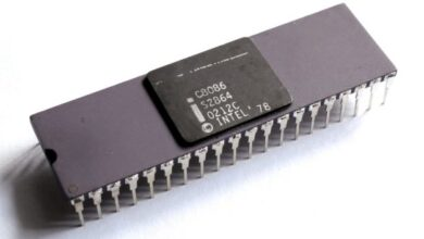 Photo of Feliz 42 aniversario del Intel 8086 original y la arquitectura x86