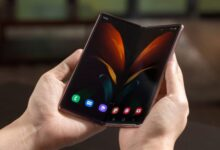 Photo of Samsung presenta el Galaxy Z Fold2 de $ 2,000 con una pantalla plegable mejor y más grande