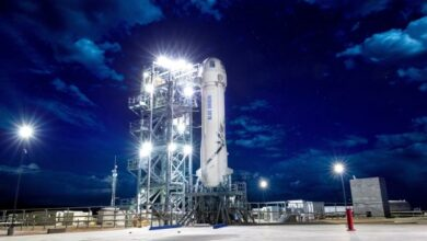 Photo of La NASA y Blue Origin simularán la gravedad lunar con cohetes giratorios